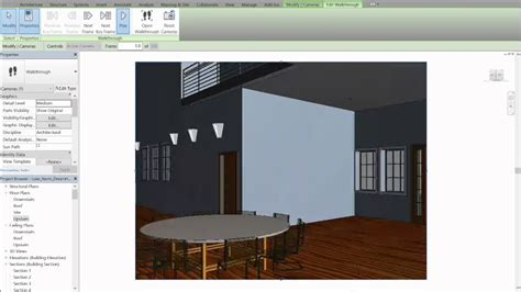 revit walkthrough tutorial video lukeharris revit walkthrough youtube