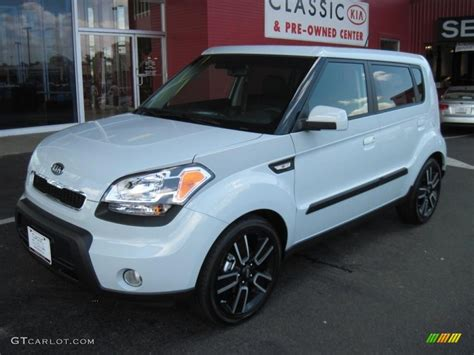 Kia Soul Ghost 2010 Clear White Kia Soul Ghost Special Edition 31743455