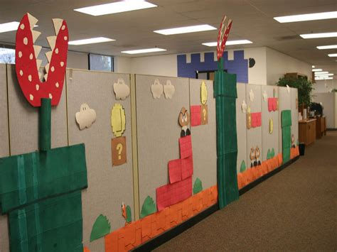 10 enchanting halloween decoration ideas six ways to make your cubicle stand out this halloween