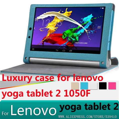 aliexpress buy luxury leather cover for lenovo
