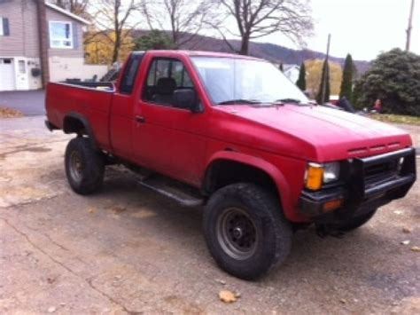 nissan hardbody 4x4 used 1986 nissan hardbody king cab 4x4 things to wear
