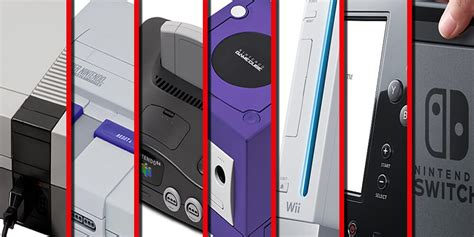 alla console rating nintendo s names for its home gaming consoles