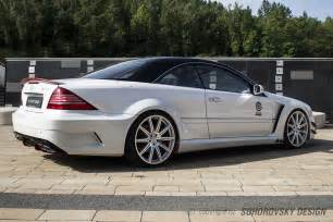 Mercedes Of Wide Kit For Mercedes Cl 215 W215 Sr66 Design
