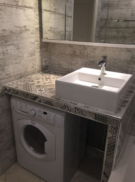 Bathroom Ideas Houzz ma petite salle d eau est devenue une salle de bains