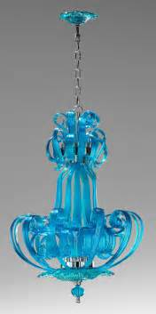 aqua blue chandelier aqua florence glass aqua blue chandelier by cyan design