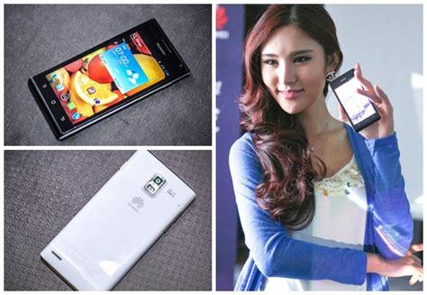 Hp Huawei P1 info tech huawei ascend p1 ponsel android berdesain sangat tipis spesifikasi memukau