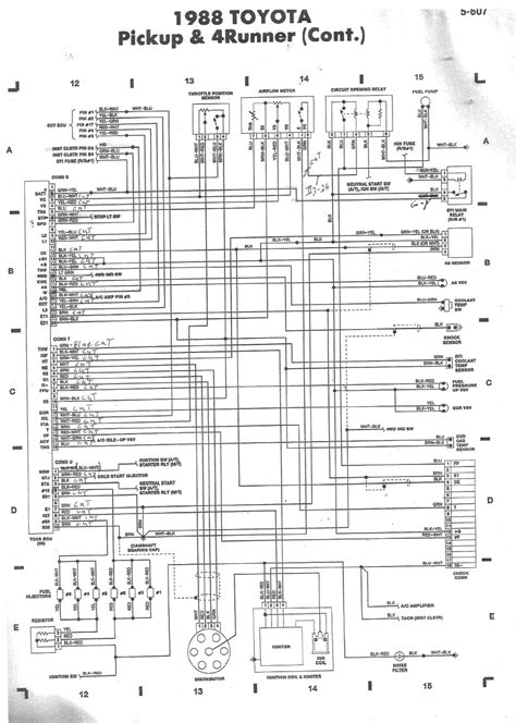 22re engine wiring harness diagram wiring diagram