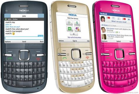 nokia c3 qwerty themes nokia c3 low budget qwerty smartphone