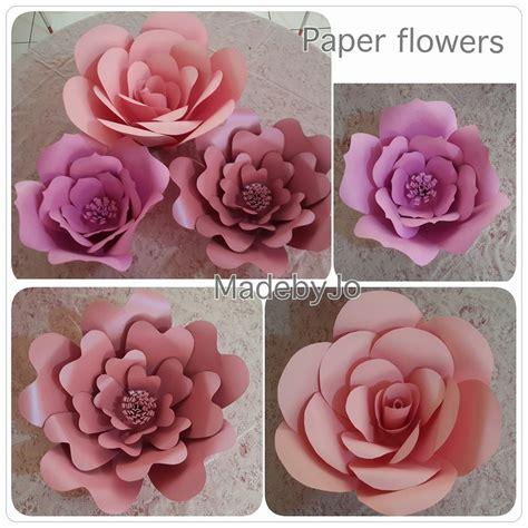 Ready Paper Flower Backdrop Dekorasi Bunga Kertas 7 jual paper flower bunga kertas big yaaa madebyjovita