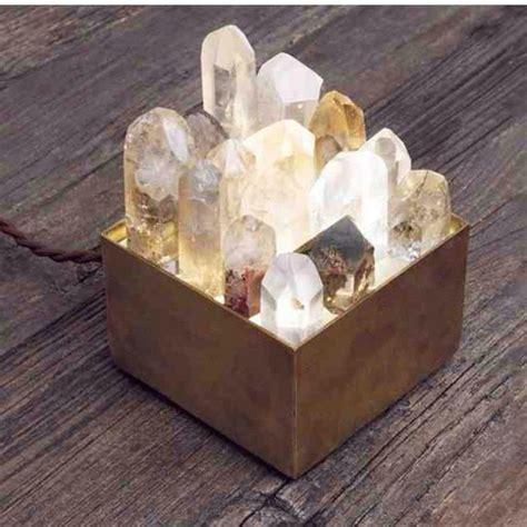 home accessory light l box wood gem