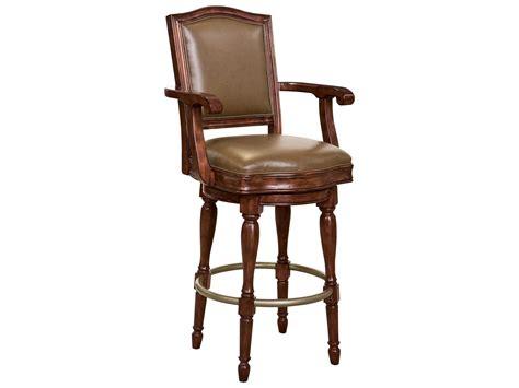 howard miller bar stools howard miller cheers hton cherry swivel bar stool