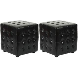 gt cheap safavieh hudson collection noho tufted brown safavieh hudson collection kristof ottoman set of 2