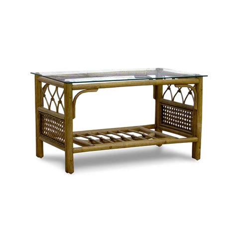 Conservatory Furniture Coffee Table Cane Sienna No Conservatory Coffee Tables