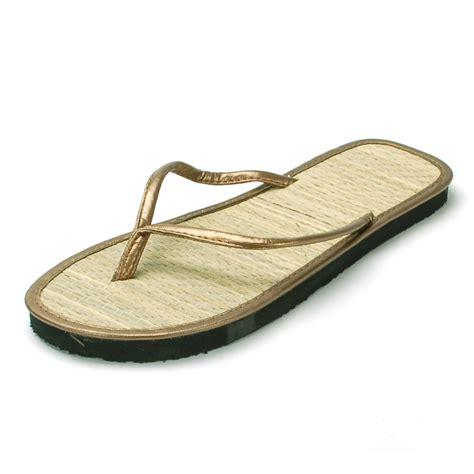 bamboo flat shoes womens bamboo sandal flip flops light flats summer