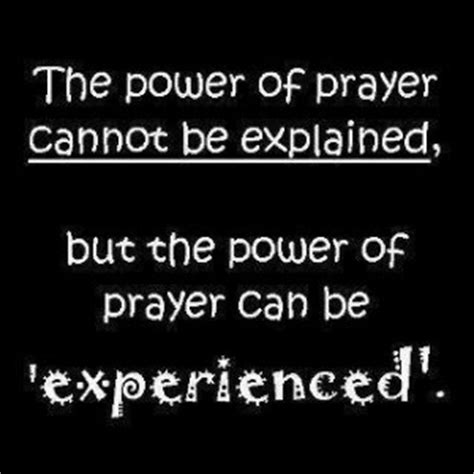 the power of prayingâ through fear prayer and study guide books importance of prayer quotes quotesgram