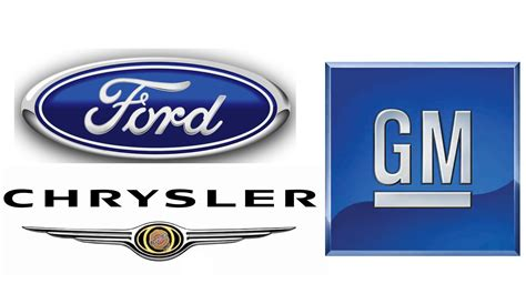 Ford And Chrysler by Auto Industry Recovering Well As Ford Gm And Chrysler All
