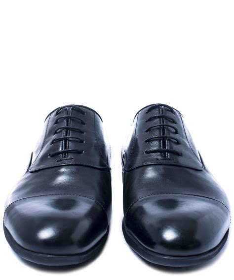 rubber sole oxford shoes paul smith black eduardo rubber sole leather oxford shoes