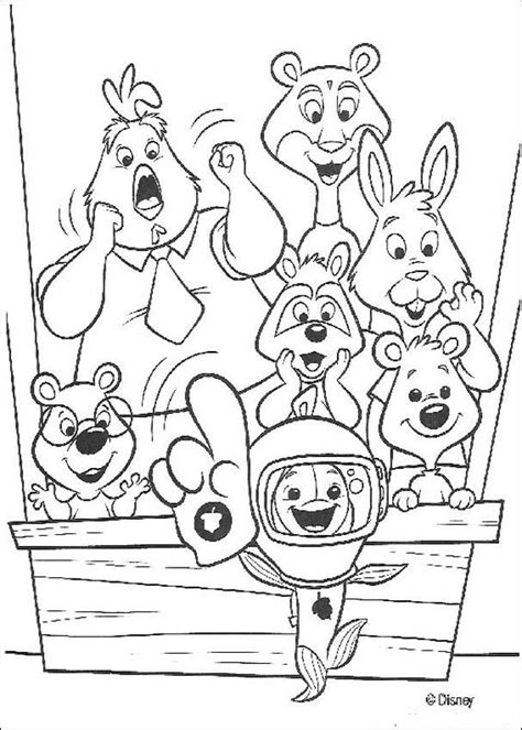 chicken little 24 coloring pages hellokids com