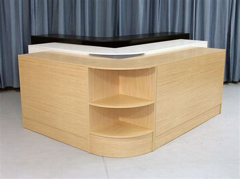 l shaped counter l shape flat top checkout counter 4x6 charlotte store