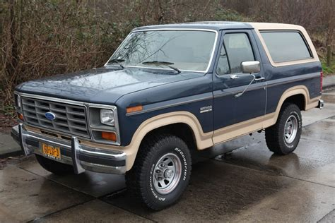Ford Bronco 1986 2018 Ford Bronco Gets Australian Development Pat