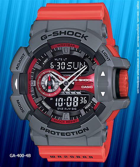 Gshock Ga 400 ga 400 rotary switch g shock wrist spot