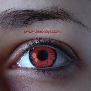 halloween red contact lenses phoenix red halloween contact lenses mythical eye store