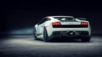 Lamborghini Desktop Wallpaper Lamborghini White Wallpapers Hd Wallpapercraft