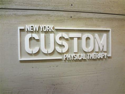 Acrylic Signage custom acrylic sign nyc acrylic office sign nyc