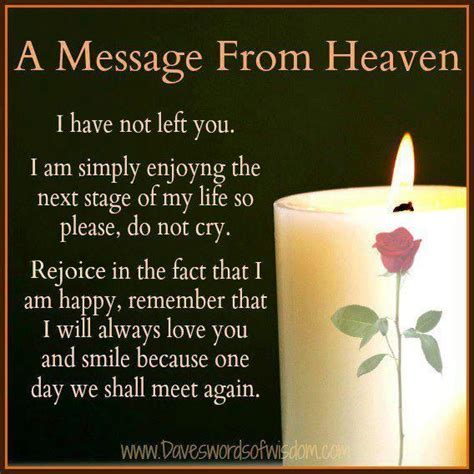 A Message From Heaven Pictures, Photos, and Images for