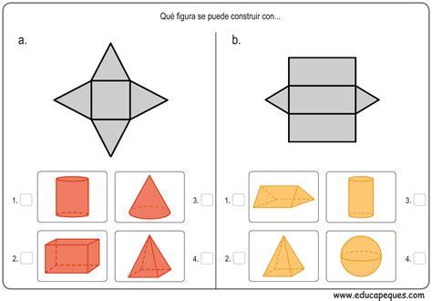 figuras geometricas actividades ejercicios de figuras geom 233 tricas para primaria