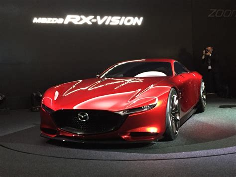 Image: Mazda RX Vision concept, 2015 Tokyo Motor Show, size: 1024 x 768, type: gif, posted on