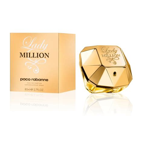 Parfum Million paco rabanne million eau de parfum spray 80ml feelunique
