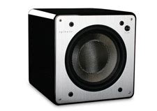 Small Home Theatre Subwoofer Episode Es Sub Cub8 110 Eight Inch Powered Subwoofer Reviewed