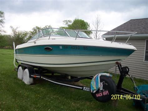 used boats hamilton 22 foot stingray 659zxp 22 foot boat in hamilton oh