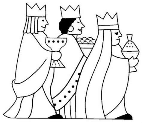 imagenes reyes magos infantiles para colorear dibujo para colorear reyes magos dibujo infantil
