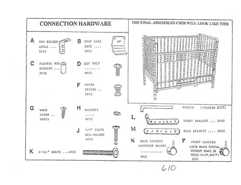 How To Assemble A Lind Crib by Line Wayfair