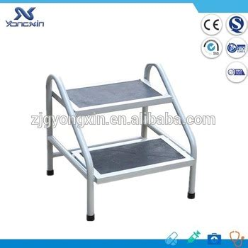 stainless steel 2 step stool stainless steel two step foot stool stainless steel