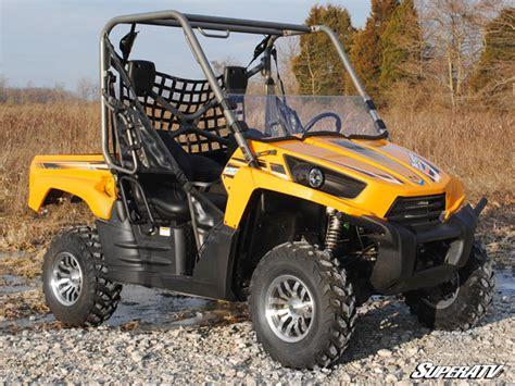 Kawasaki Teryx 750 Accessories by Half Windshield For The Kawasaki Teryx 750 By Atv