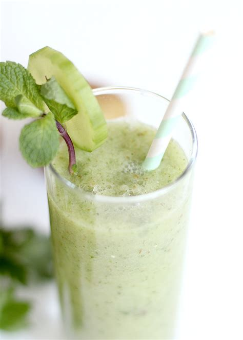 The Green Detox Smoothie by Green Detox Smoothie The Daily Dose