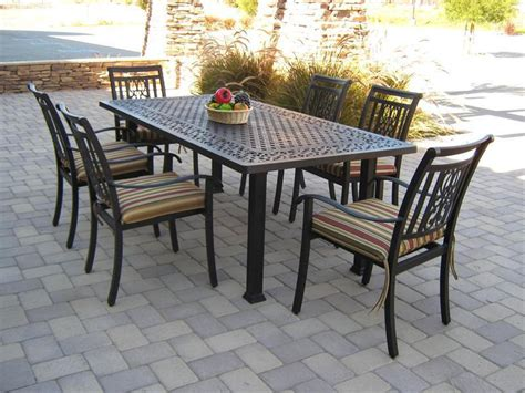 Patio Furniture Table And Chairs Set Dining Table Patio Dining Table Sets