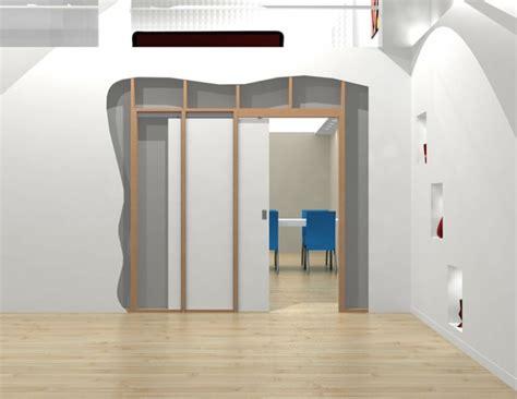 Hideaway Doors by Coburn Hideaway Pocket Door Kit Sliding Doorstuff
