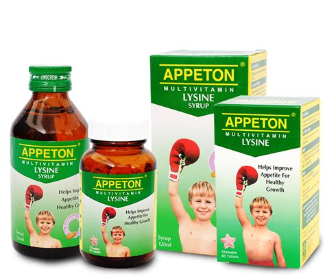 Appeton Tahun faranina anak tak suka makan