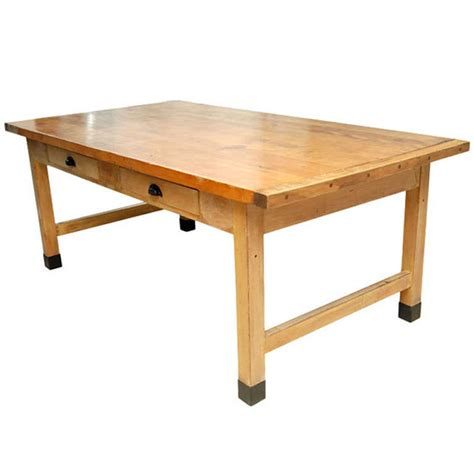 work tables for sale large dining or work table for sale at 1stdibs