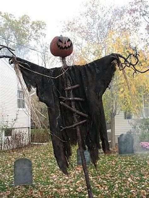 25 spooky outdoor halloween decorations ideas magment
