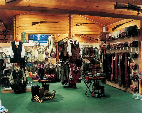 country clothing store gun room west wycombe estate
