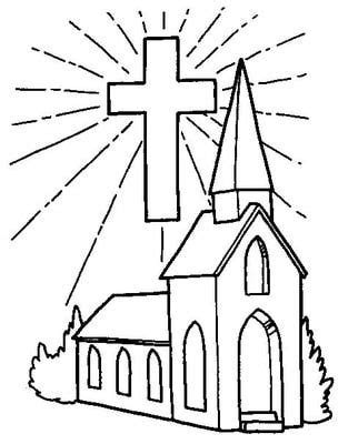 coloring pages church preschool 102 best church colouring sheets images on pinterest