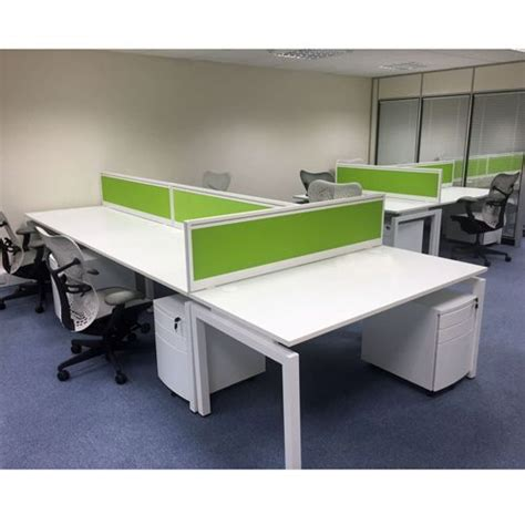 Slim Office Desk by Flex New Slim Bench Desk White Space Saving Bench Desk Narrow Desk For Users