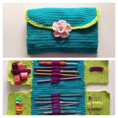 fabric mart fabricistas diy tutorial crochet hook case 108 best potřeby k šit 237 h 225 čkov 225 n 237 a pleten 237 images on