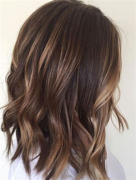 do it yourself highlights for dark brown hair best 25 brown balayage ideas on pinterest