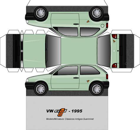 Cars Fold Out by Papercraft De Autos Simples Taringa